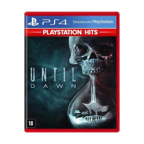 Imagem de Jogo Until Dawn - PS4