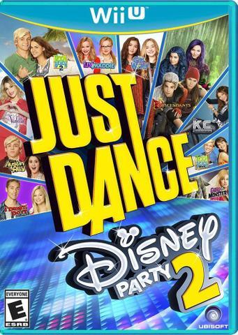Imagem de Jogo WII U Just Dance Disney Party 2