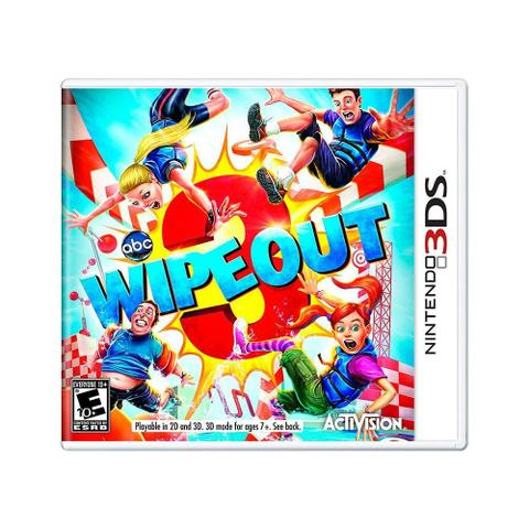 Jogo Wipeout 3 - 3ds - Activision