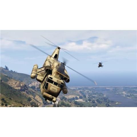 Imagem de Jogo Xbox 360 GTA - Grand Theft Auto V - Rockstar