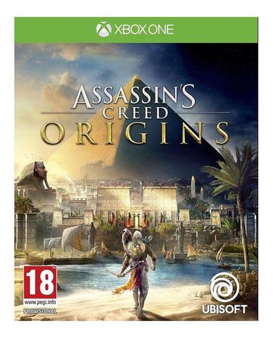 Imagem de jogo xbox one assassins creed origins