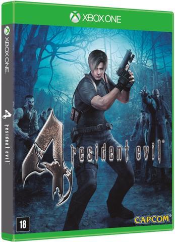 Imagem de Jogo Xbox One Resident Evil 4 Remastered
