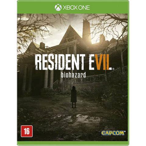 Imagem de Jogo Xbox One Resident Evil 7
