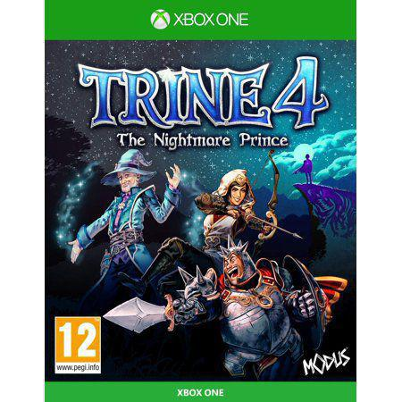 Jogo Trine 4 The Nightmare Prince - Xbox One - Modus Games