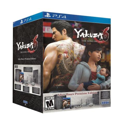 Imagem de Jogo Yakuza 6: The Song of Life (After Hours Premium Edition) - PS4