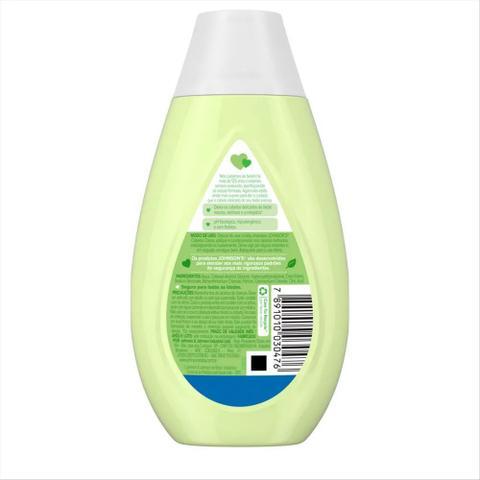 Imagem de Johnson Baby Shampoo para Cabelos Claros -