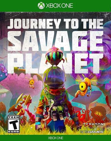 Jogo Journey To The Savage Planet - Xbox One - 505 Games