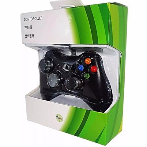 Imagem de Joystick Manete Controle Feir Xbox 360 Com Fio Usb Cabo 2,5m