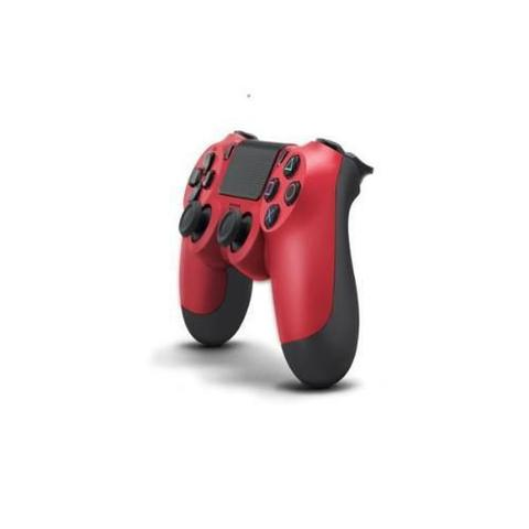 Imagem de Joystick ps4 dualshock 4 vermelho  playstation