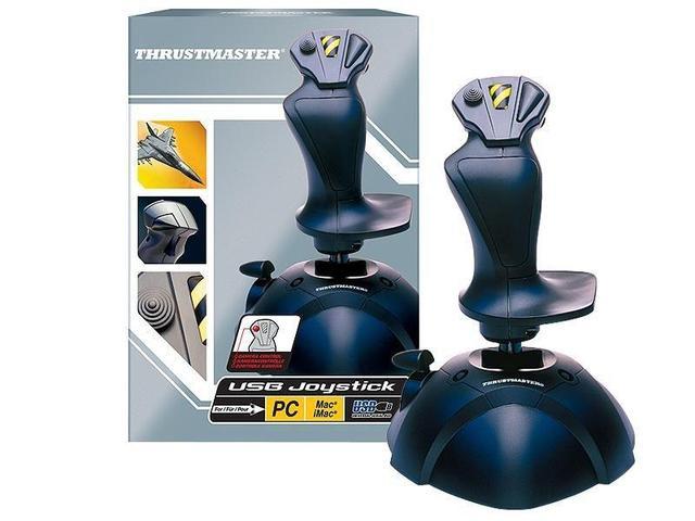 Imagem de Joystick Thrustmaster PC USB