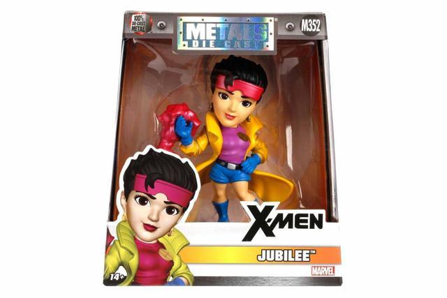 Imagem de Jubilee X-Men Metal Diecast - DTC 4135 M352