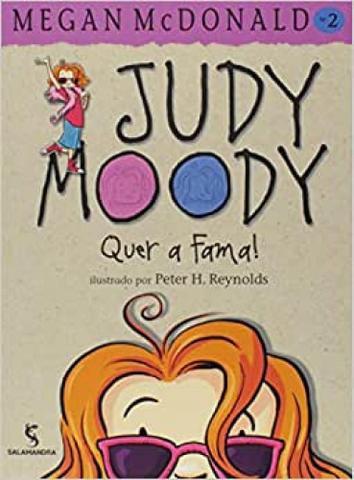 Imagem de Judy moody quer a fama