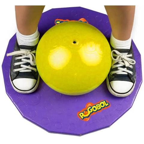 Imagem de Jump Ball Pogobol Estrela 016 - Roxo/Amarelo