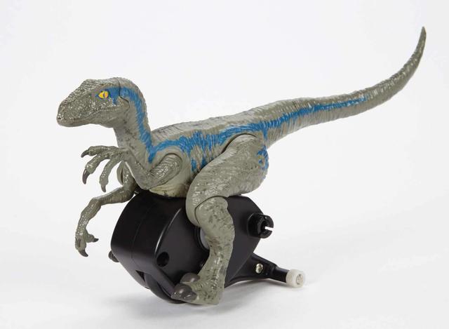 Imagem de Jurassic World Perseguição Jurássica Velociraptor Blue FMM32A - Mattel