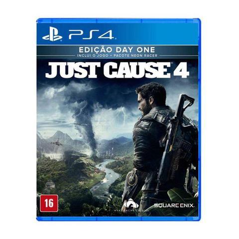 Imagem de Just Cause 4 Edição Day One - PS4 - Square enix