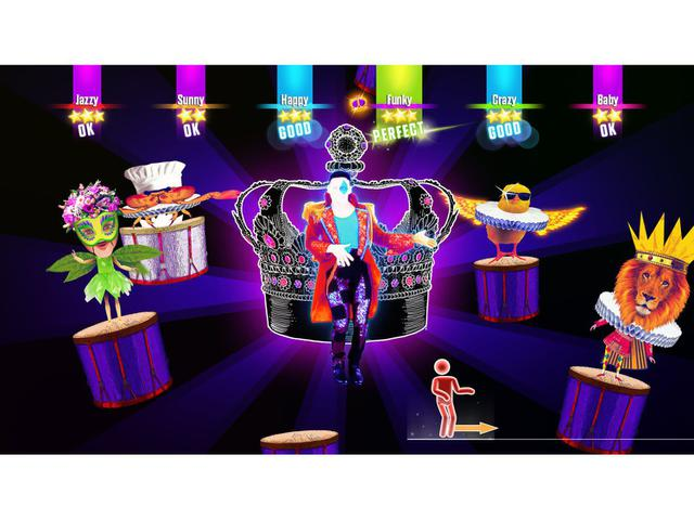 Imagem de Just Dance 2017 para Nintendo Wii