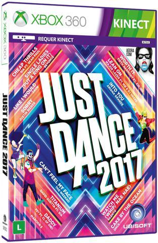 Imagem de Just Dance 2017 - X360