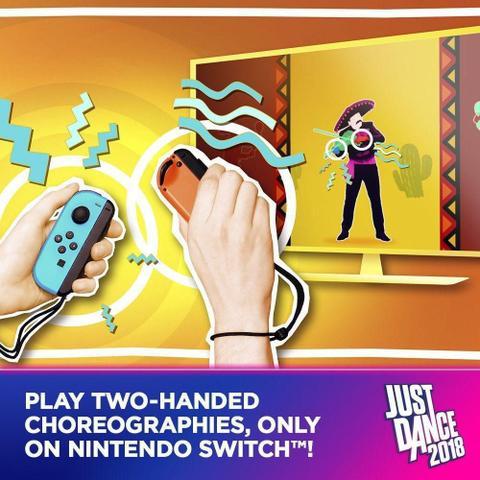 Imagem de Just Dance 2018 - PS3