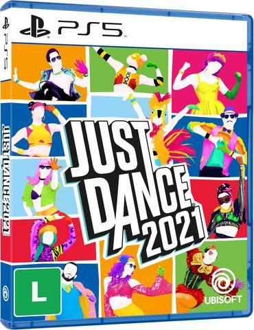 Imagem de Just Dance 2021 PS5