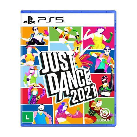 Imagem de Just Dance 2021
