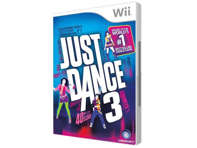Imagem de Just Dance 3 para Nintendo Wii