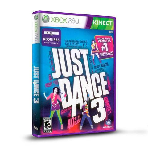 Imagem de Just Dance 3 - Xbox 360