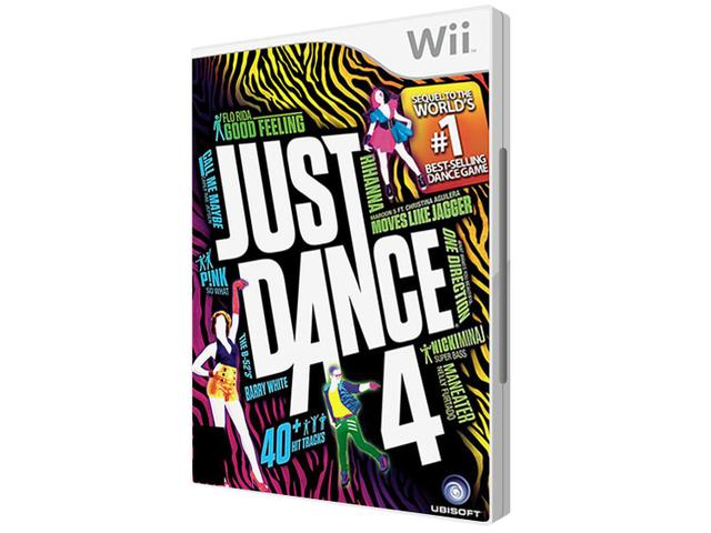 Imagem de Just Dance 4 para Nintendo Wii