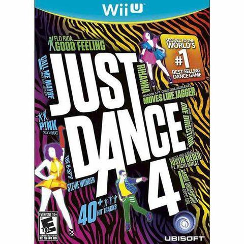Imagem de Just Dance 4 - Wii U