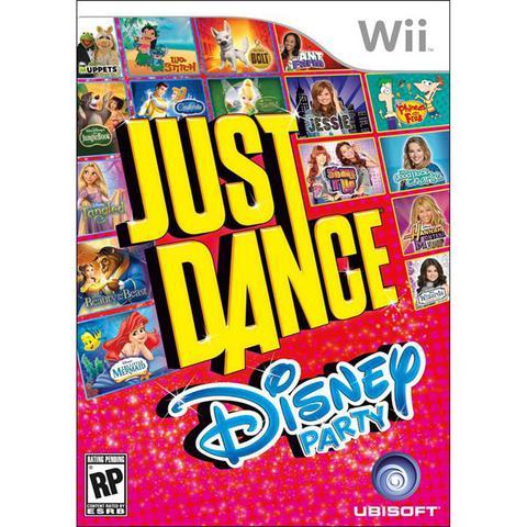Imagem de Just Dance Disney Party Game Para Nintendo Wii Ubisoft