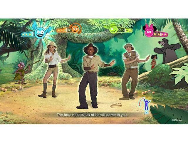 Imagem de Just Dance Disney Party para Nintendo Wii
