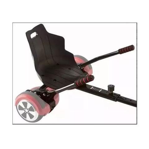 Imagem de Kart Carrinho para Hoverboard Skate Elétrico Universal Reforçado Hoverkart