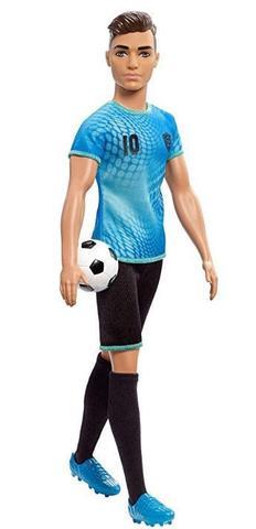 Imagem de Ken Profissões - Jogador de Futebol