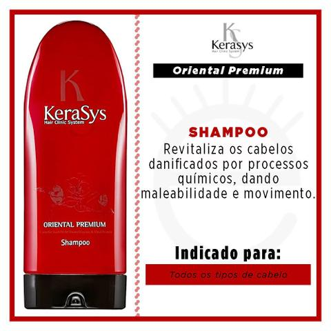 Imagem de Kerasys Oriental Premium - Shampoo