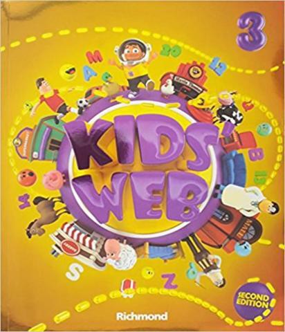 Imagem de Kids Web 3 Ano - 2 Ed