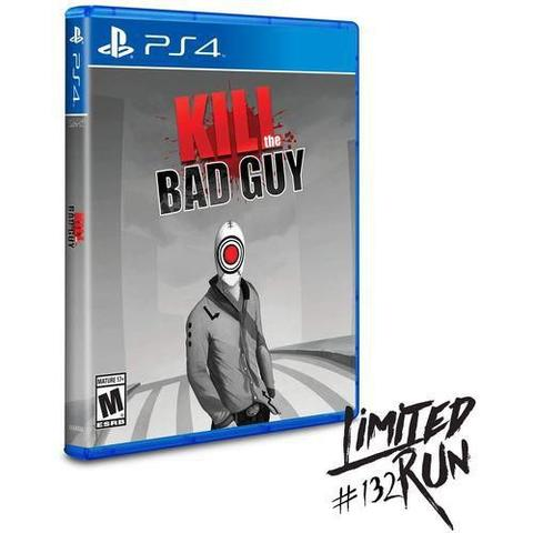 Jogo Kill The Bad Guy - Playstation 4 - Sony