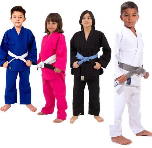 Imagem de Kimono Combat Kids Jiu-Jitsu / Judô - Torah