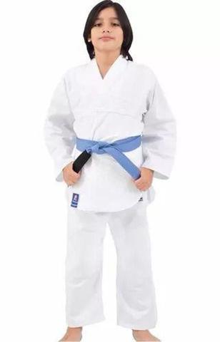 Imagem de Kimono combate Kids - Judo / Jiu Jitsu - Torah - Branco