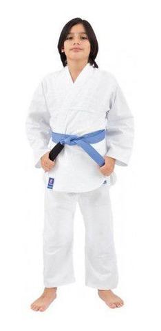 Imagem de Kimono Infantil Torah Judô e Jiu Jitsu Branco