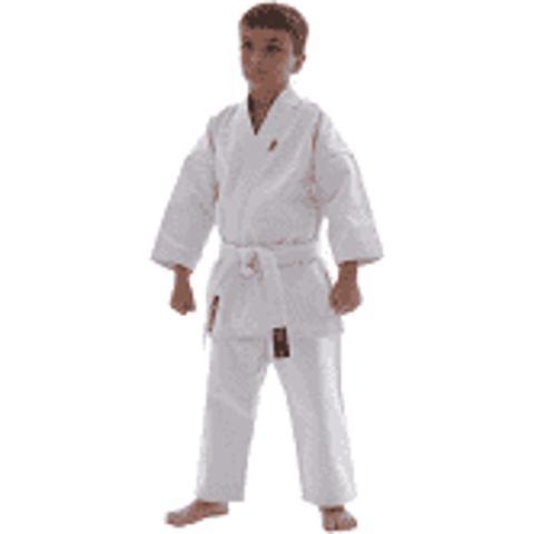 Imagem de Kimono Karate Torah Infantil Branco M3