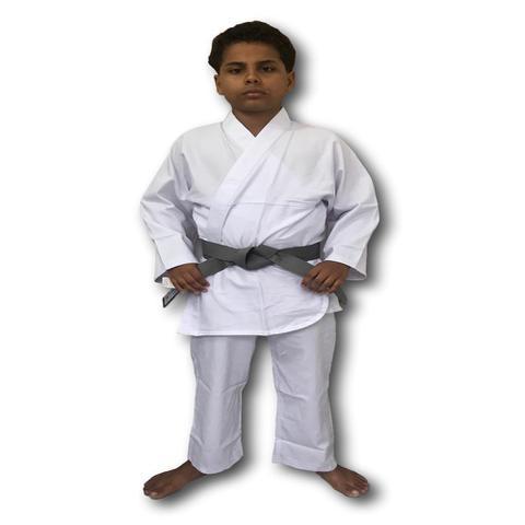Imagem de Kimono Reforçado Infantil - Karate - Torah - Branco