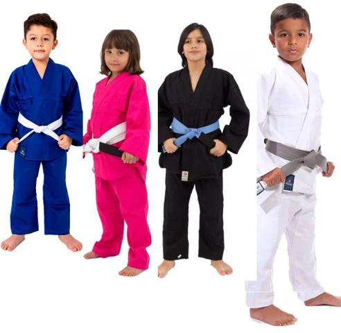 Imagem de Kimono Torah Combat Kids - Jiu-Jitsu / Judô