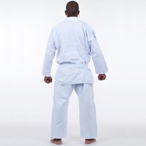 Imagem de Kimono torah judô trancado adulto