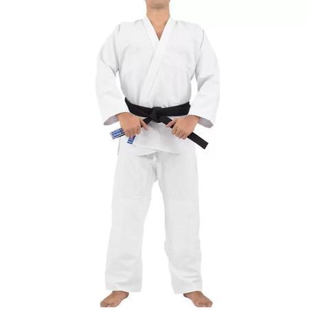 Imagem de Kimono Torah Karatê Reforçado Branco - Adulto