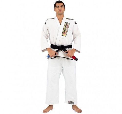 Imagem de Kimono Torah Trançado Plus Jiu Jitsu - Adulto