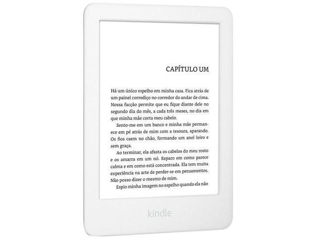 """Imagem de Kindle 10ª Geração Amazon Tela 6"""" 4GB Wi-Fi"""