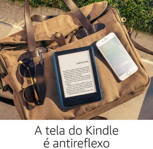 Imagem de Kindle 10a. geração com iluminação embutida