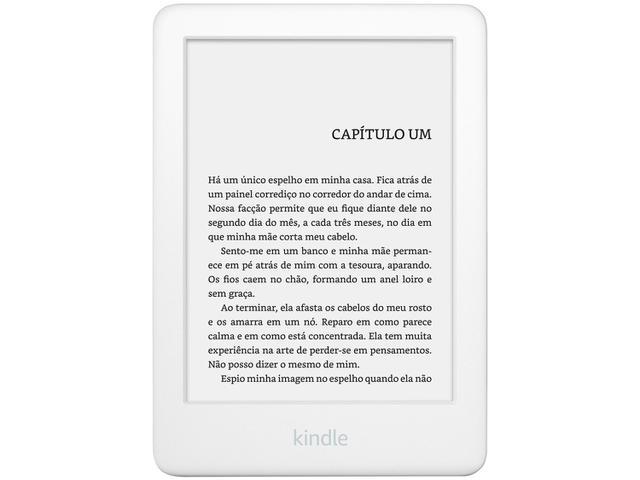 """Imagem de Kindle 10ª Geração Tela 6"""" 8GB Wi-Fi Luz Embutida"""