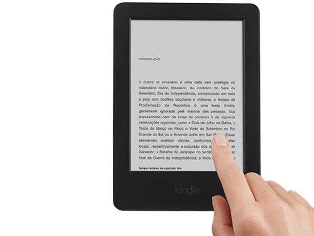 """Imagem de Kindle 7ª Geração Amazon Tela 6"""" 4GB Wi-Fi"""