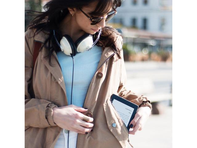 "Imagem de Kindle Paperwhite Amazon Tela 6"" 4GB Wi-Fi"