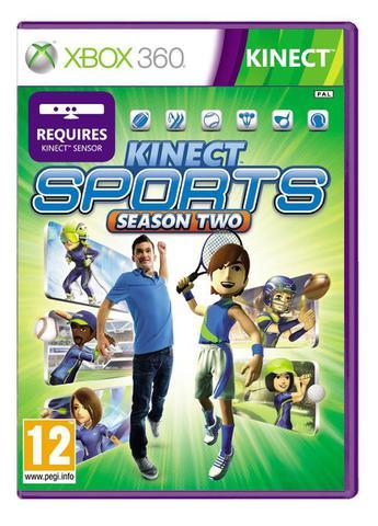 Imagem de Kinect Sports Season Two - Xbox 360